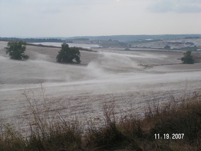 Ice Fields 2007
