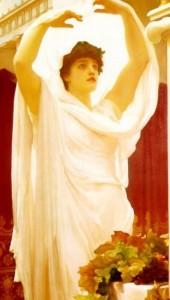 Lord Frederick Leighton, Invocation, 19th Century
