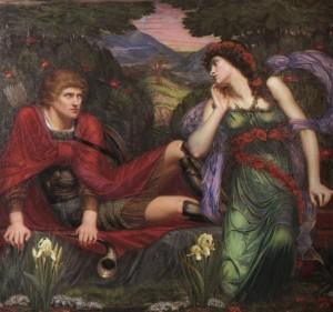 אדון וגן: חגיגות האביב של הכנענים