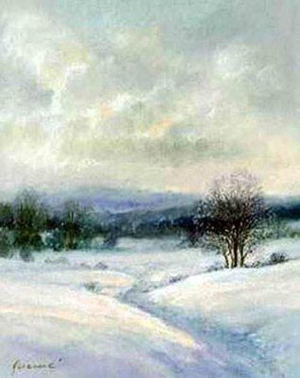 Jean Léon Gérôme, Winter, 19th Century