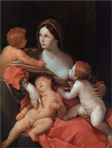 Guido Reni, Charity, 1575-1642