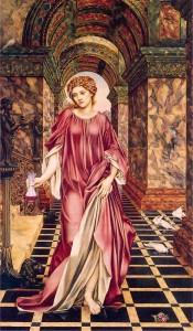 Evelyn De Morgan Medea 1889