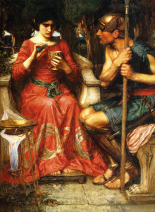 John William Waterhouse Jason and Medea 1907