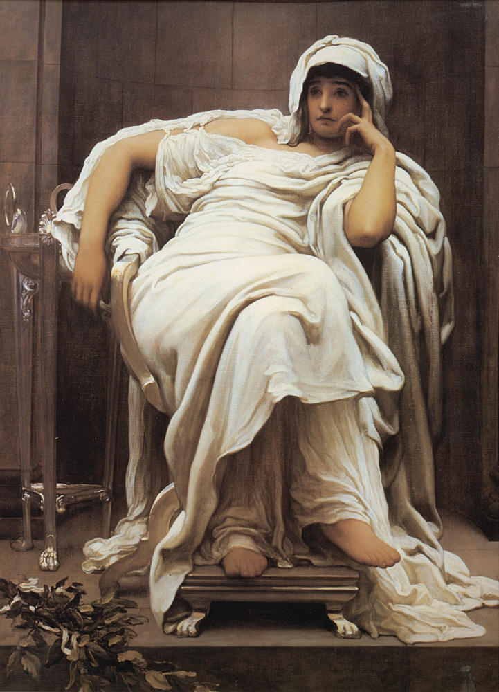 Lord Frederick Leighton Faticida 1894