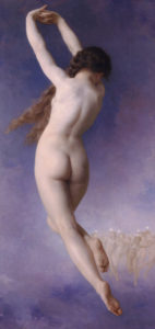 William Adolphe Bouguereau L'Etoile Perdue 1884