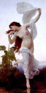 William Adolphe Bouguereau L'aurore 1881jpg