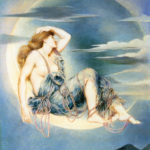 Evelyn de Morgan Luna 19th Century
